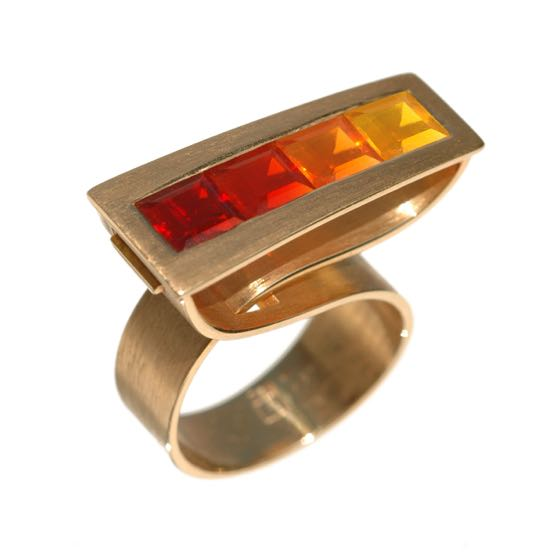 Goldring Arrow-Red